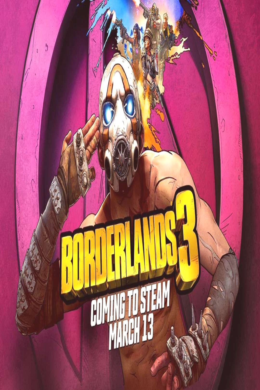 Gearboxs latest shooter, Borderlands 3, launched last fall on consoles, Google ...#borderlands