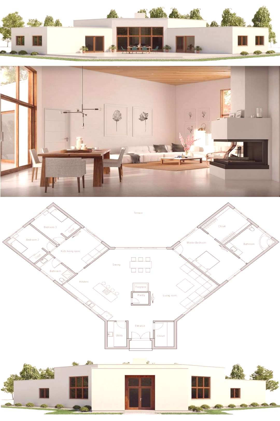 haus-plan-ch381 200 house project -  haus-plan-ch381 200 house project  -