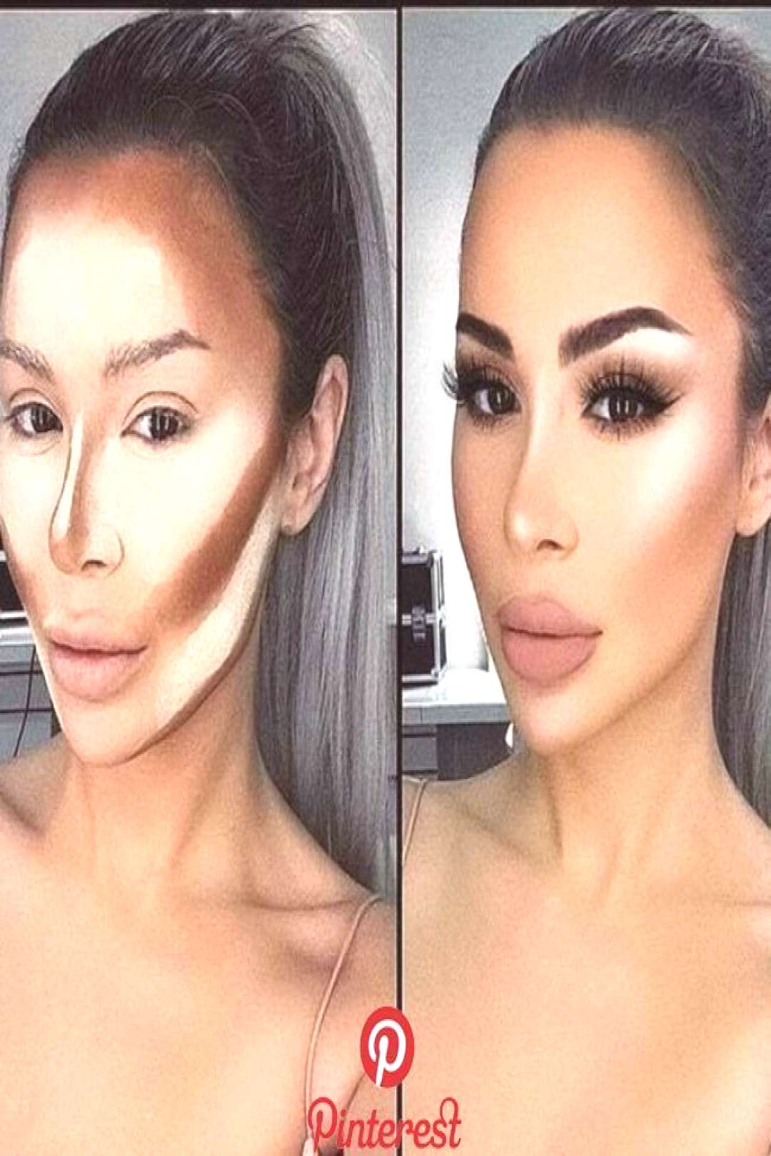 Highlighting and Contouring How-To Con... - Highlighting and Contouring How-To Contour A Face