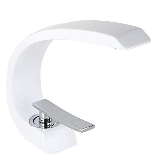Homary 1-Handle Single Hole Solid Brass Sink Faucet Bathroom