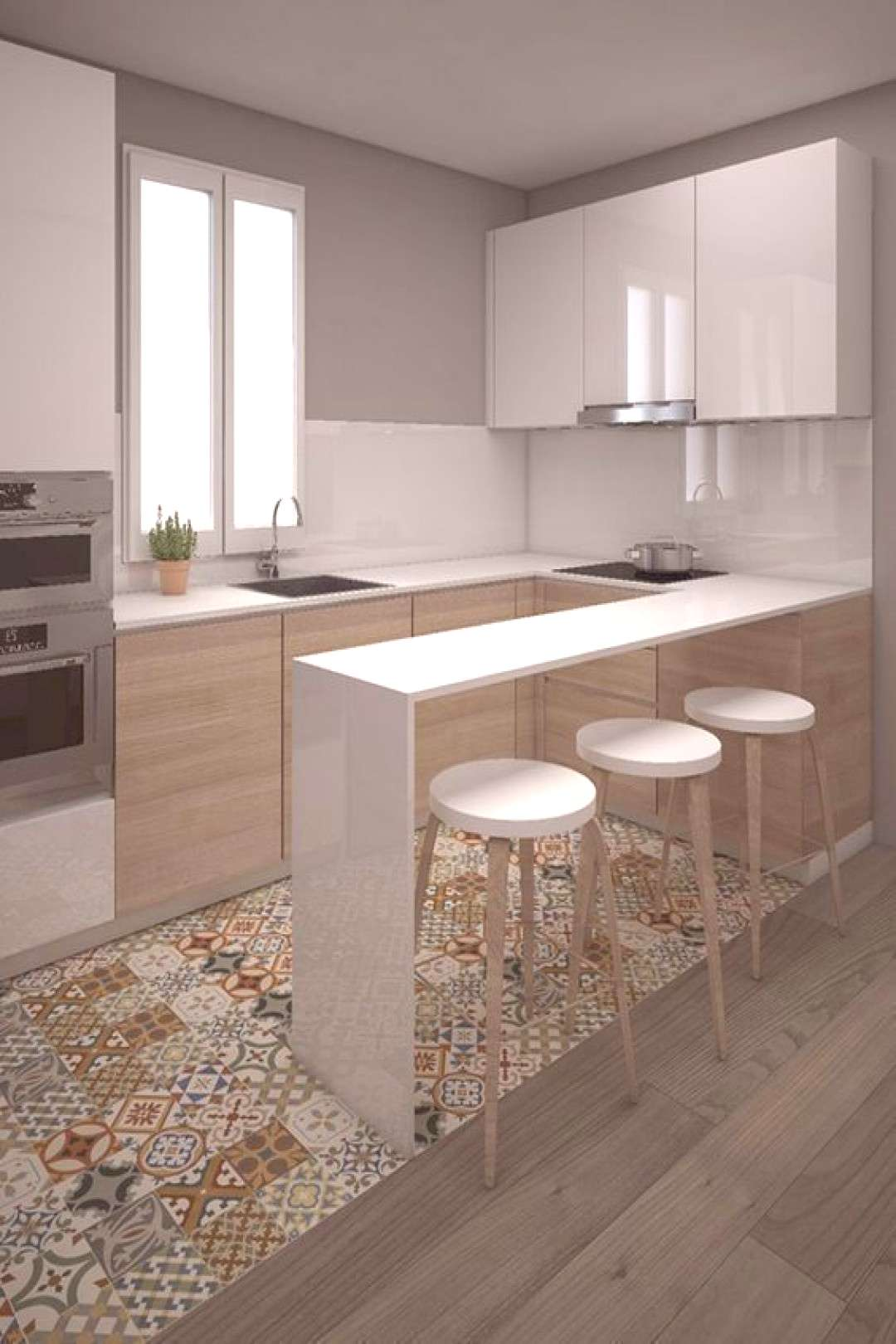 Home Decor Inspiration Cool 45 Modern Contemporary Kitchen Ideas /  Visit now fo