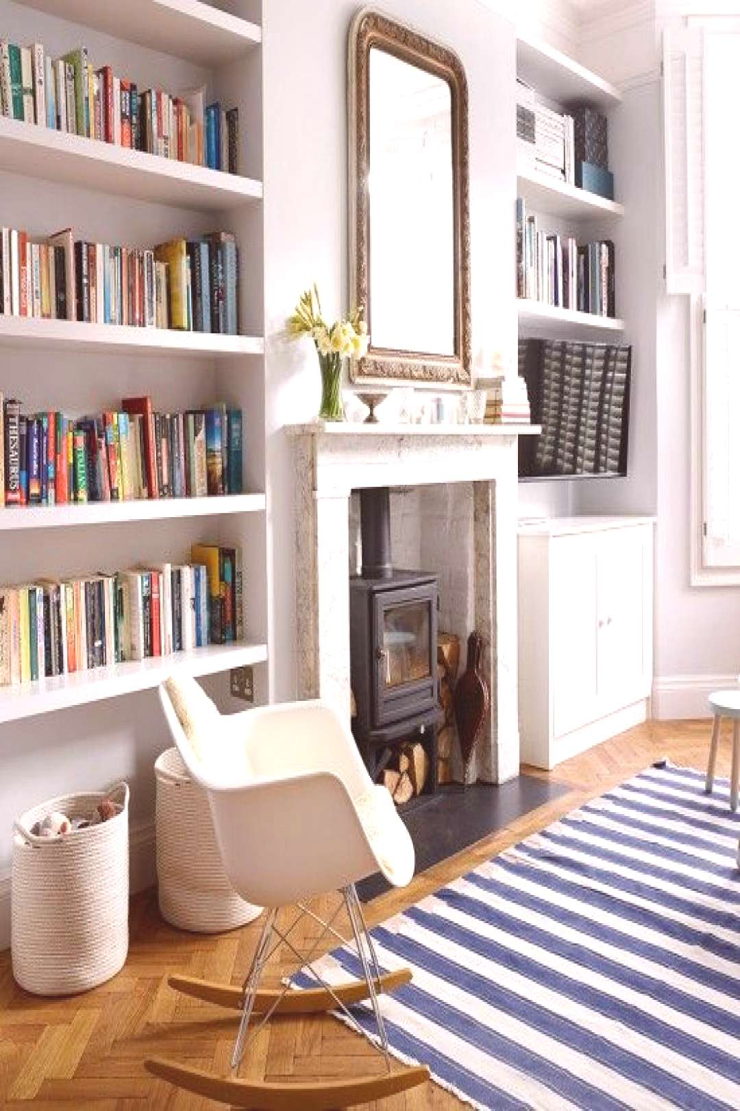 HOUSE TOUR: FRENCH AND CONTEMPORARY