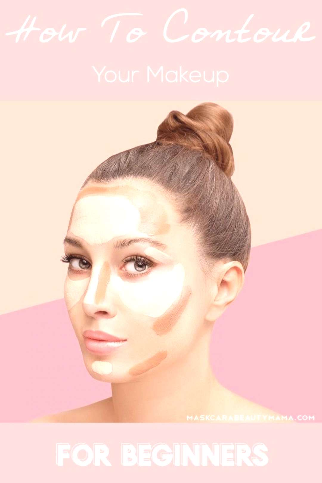 How To Contour Contouring doesn't have be hard, if done correctly you will look just like those c