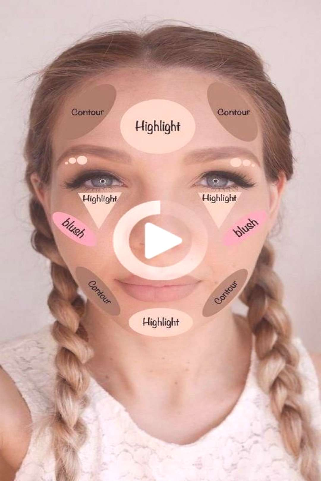 how to make a contouring easy tutorial revolutionary makeup technique how to make a contouring easy