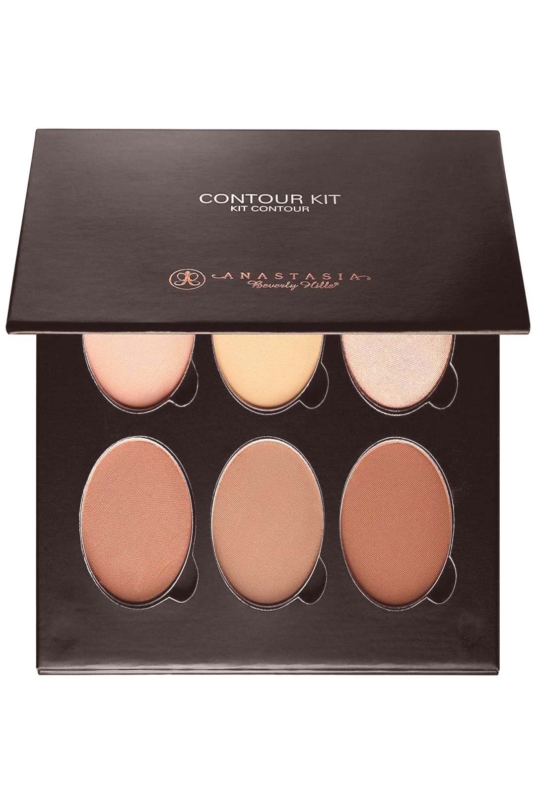 How To Use The Anastasia Contouring Palette To Achieve The Look Youre Going For...