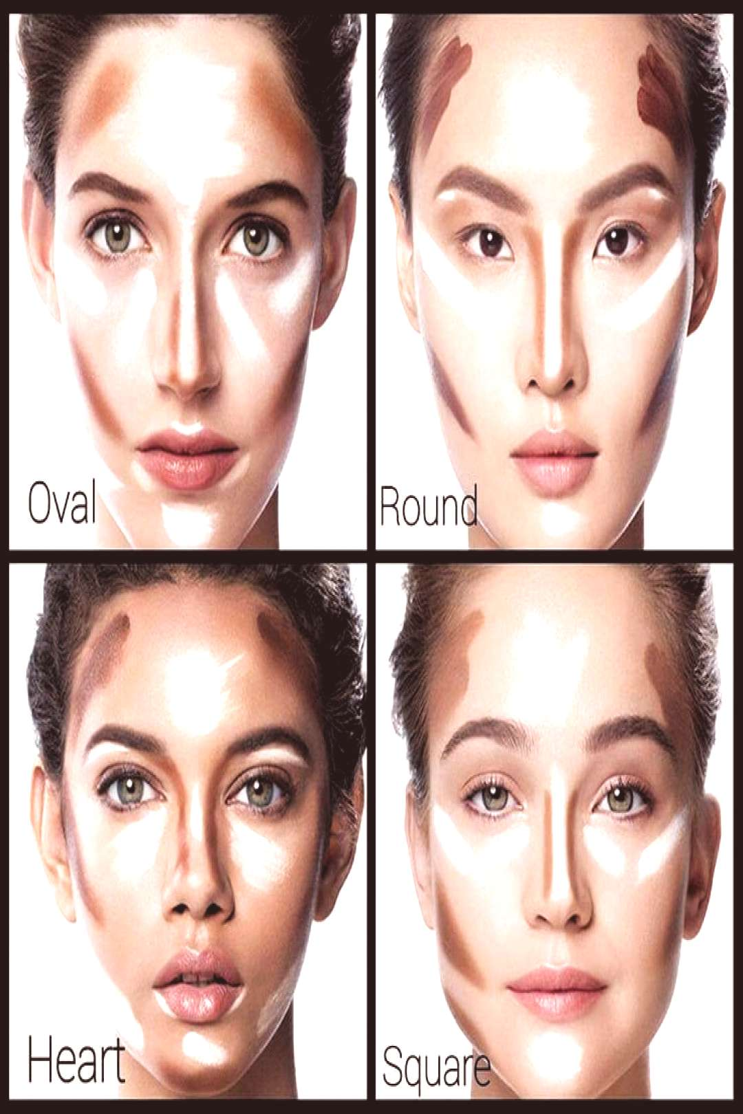 Lip contouring tip for fuller lips    - Contouring Contouring