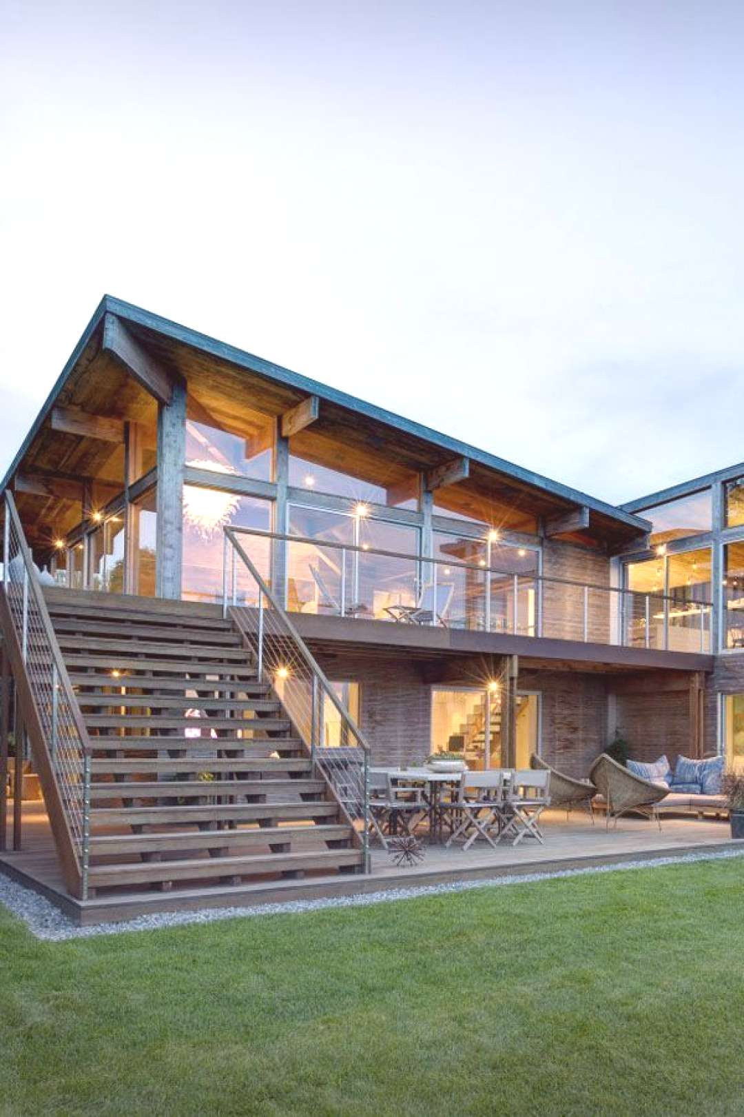 Modern Home Design in 4 Easy Steps | Fun Home Design Top 5 Most Beautiful Steel Homes. Cost Of Pref