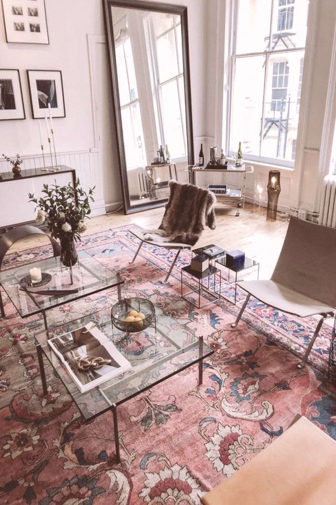 Modern Rugs transforming your home. Living Room Alive is a new concept that is arising, where conte