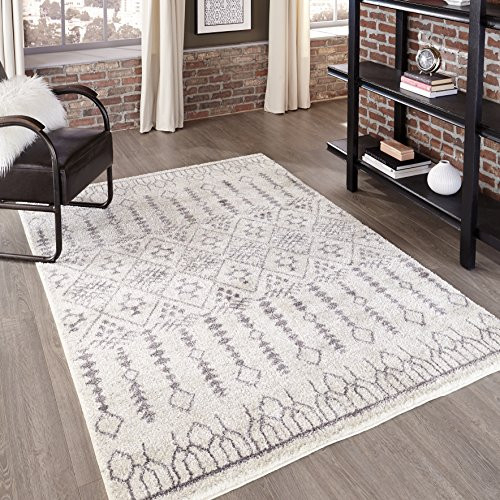 Momeni Rugs Lima Collection Contemporary Area Rug, 710quot X