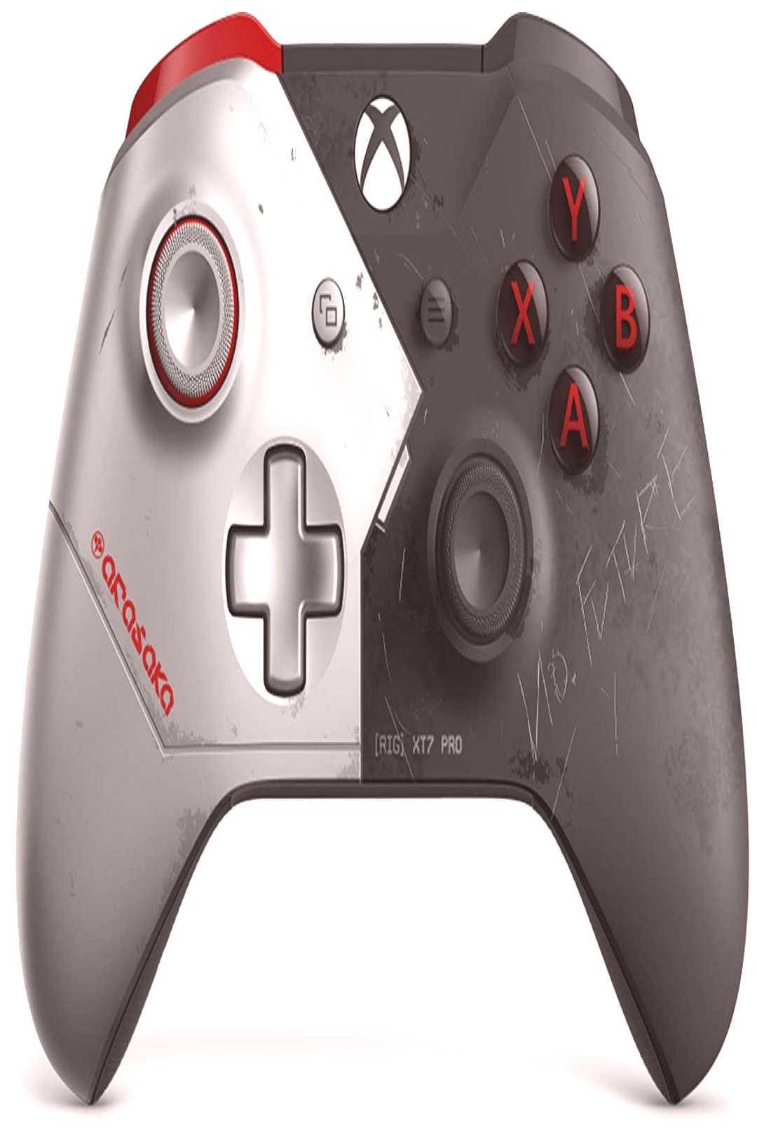 New Limited Edition Xbox Controller For Cyberpunk 2077 Shows Up On Amazon That Has A SIlverhand-Ins