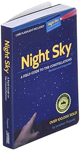 Night Sky - A Field Guide to the Constellations