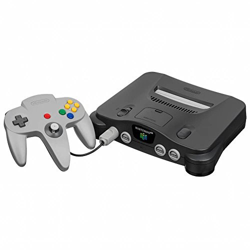 Nintendo 64 System - Video Game Console (Renewed)