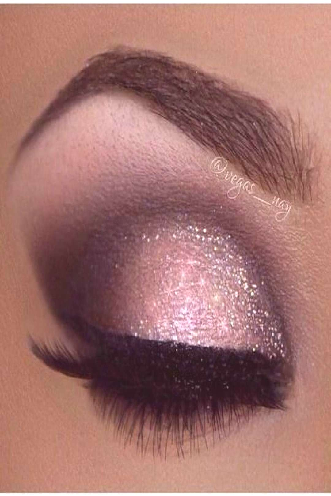 Pink Eyeshadow   Makeup Ideas   Quinceanera Makeup Ideas   Easy, Step By Step Makeup Ideas and Tuto