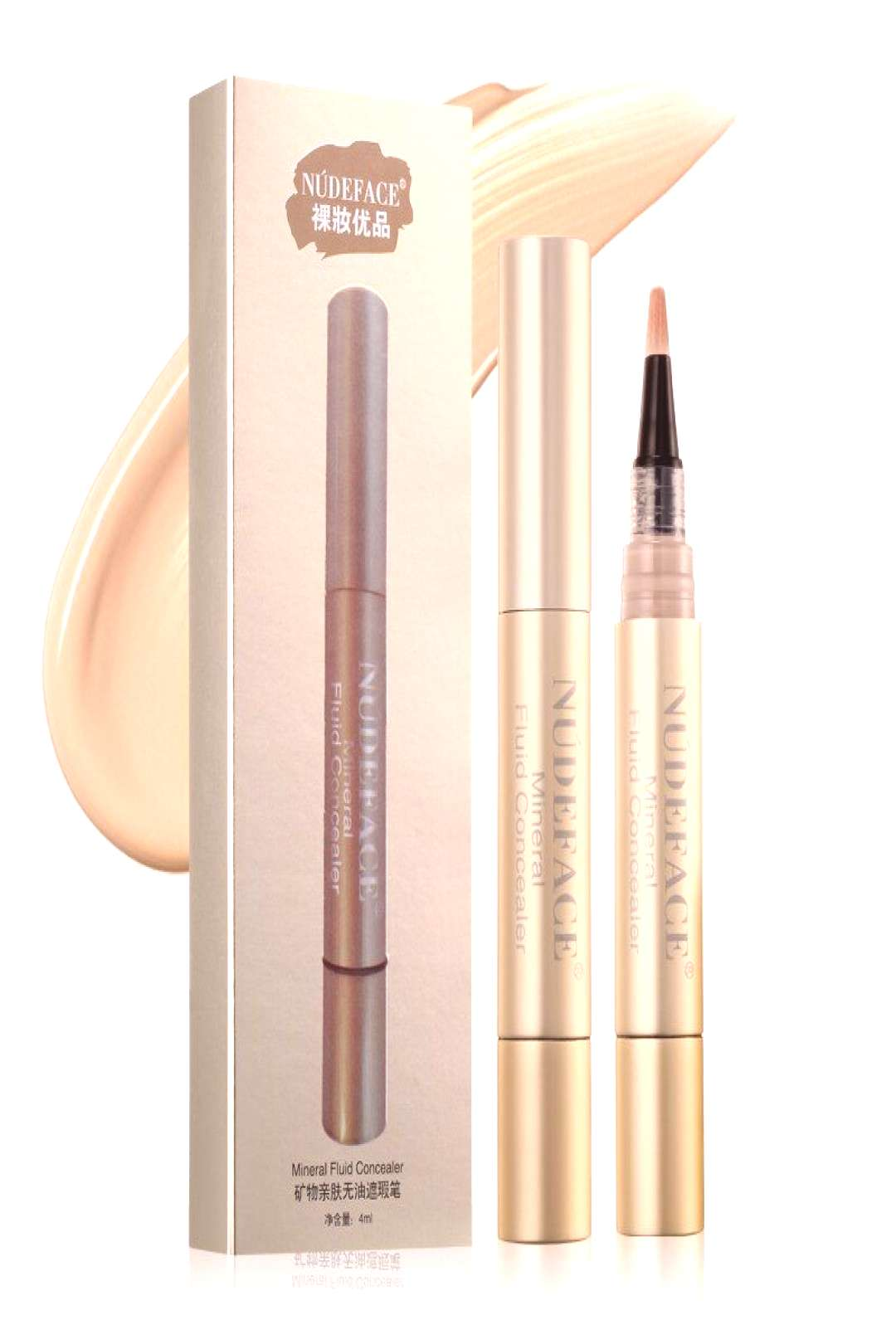 Professional Makeup Contouring Face Concealer Makeup Cosmetics Pencil White Foundation Skin Smooth