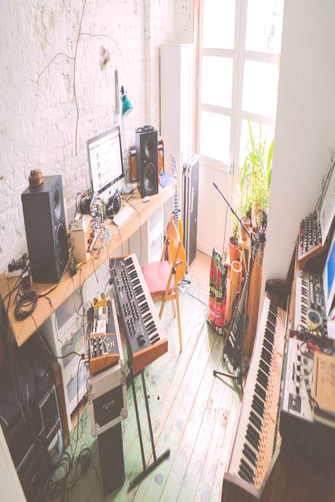Rival Consoles guides us through the gear he uses to make his intricate electron... -  Rival Consol