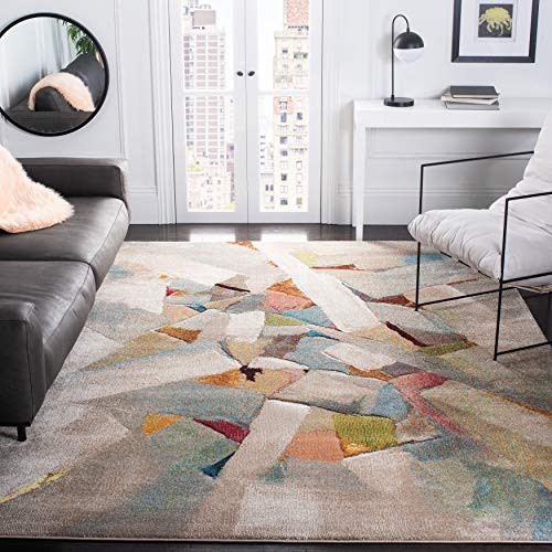 Safavieh Porcello Collection PRL6937B Modern Abstract