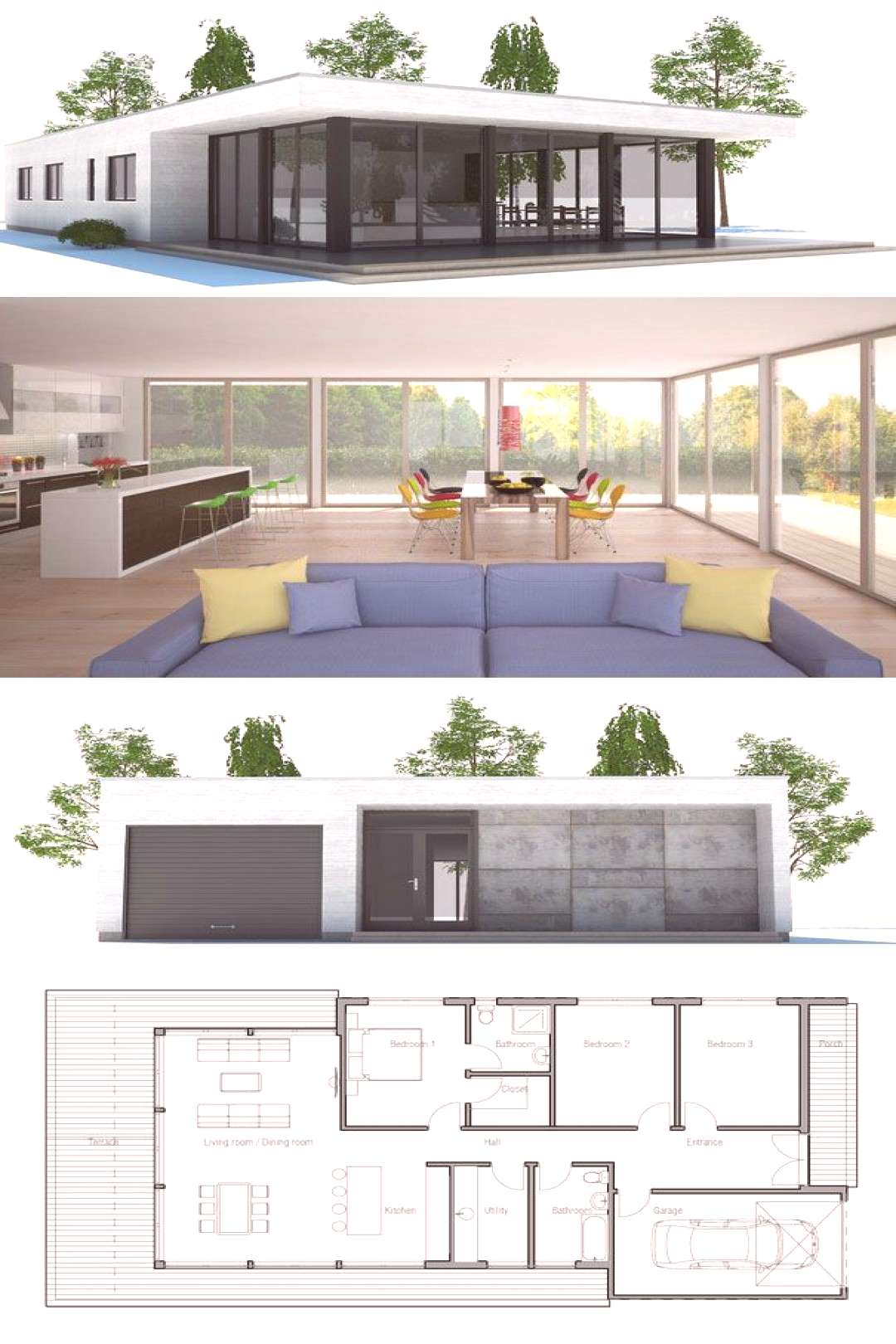 Shipping container home plans, new home decor, metal container houses, modular h...