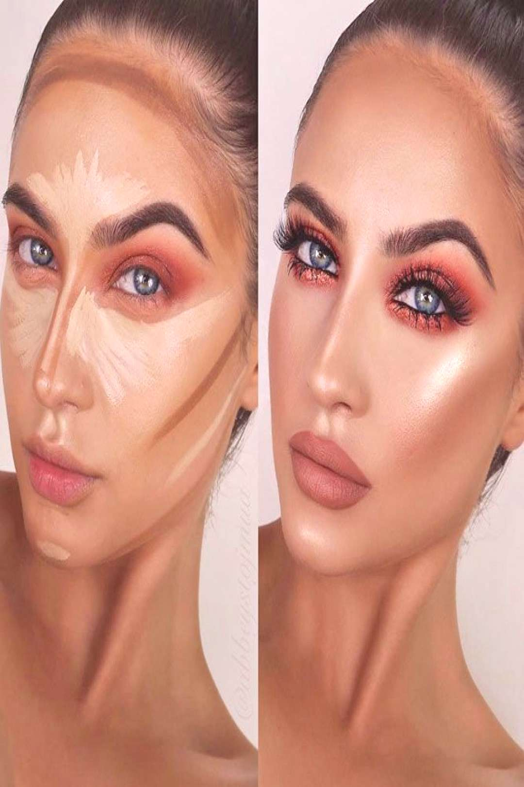 Some important tips for contouring in real life,
