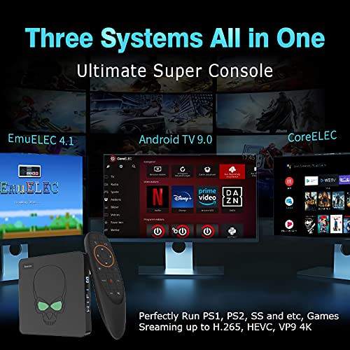 Super Console X King, S922X,Android 9.0 TV Box,Beelink GT
