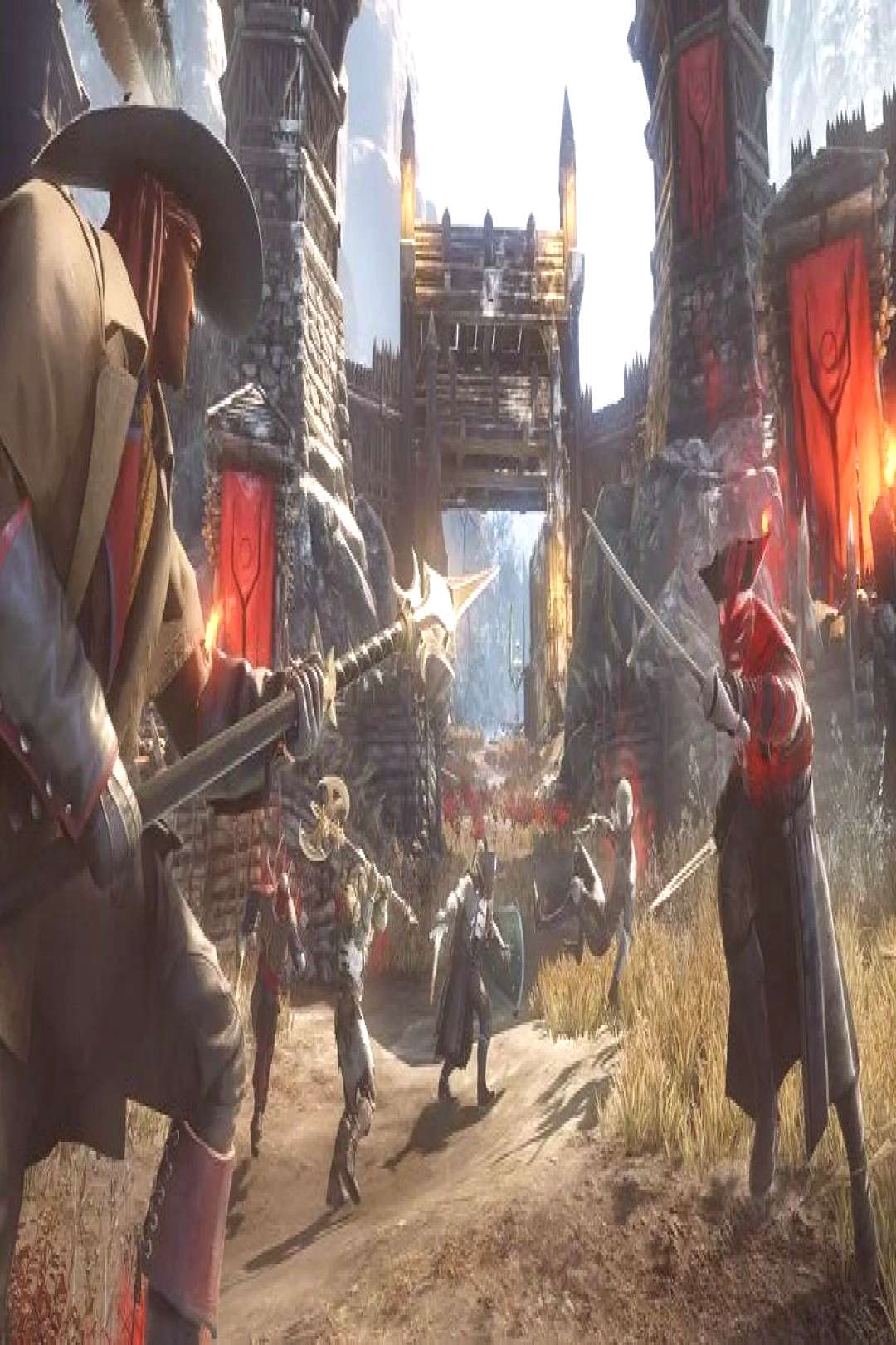 T New World Game Dev Explains Why Amazon Hasnt Considered Consoles Amazon Game Studios recently u