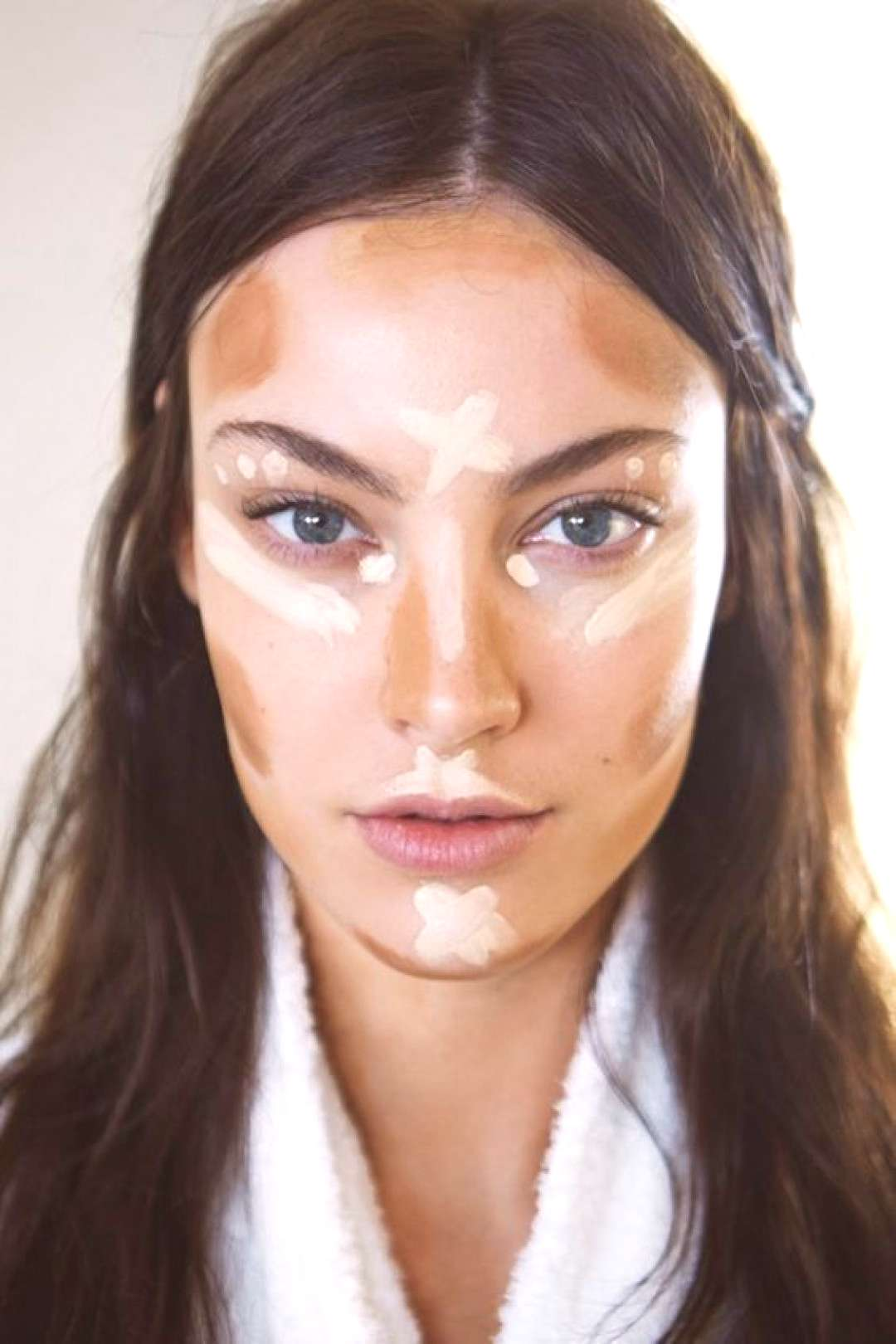 This is how contouring works via stylehype de This is how contouring works via stylehype de