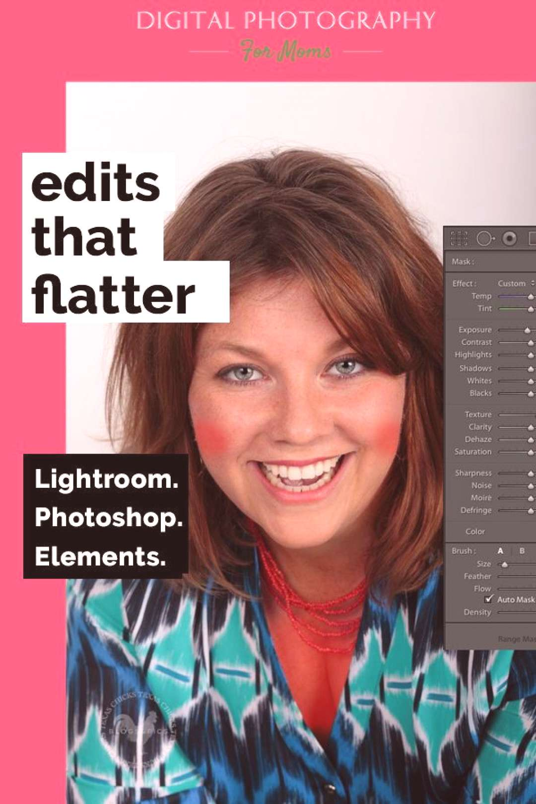 Tips for Flattering Headshot Poses Go beyond skin softening and eye brightening when you edit heads