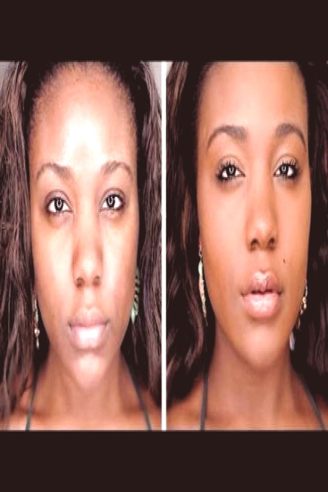 Trendy Makeup Tutorial For Beginners Contouring Black Women Ideas#beginners
